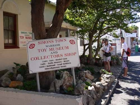 Toy Museum -  Simons Town