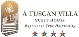 A Tuscan Villa Guest House - Fish Hoek Bed and Breakfast