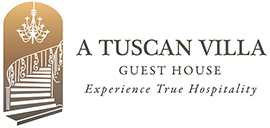 A Tuscan Villa - Holiday Guest House Accommodation Fish Hoek